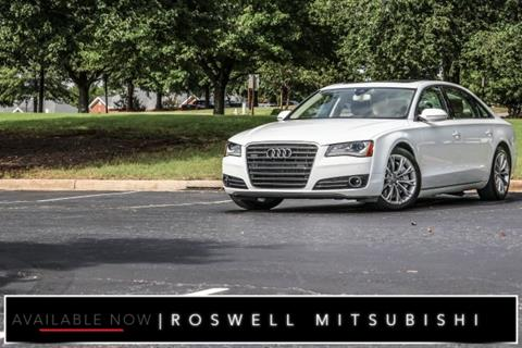 2012 Audi A8 L for sale in Roswell, GA