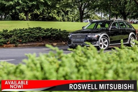 2013 Audi Allroad for sale in Roswell, GA