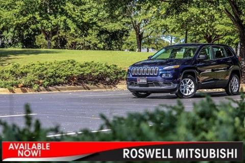 2014 Jeep Cherokee for sale in Roswell, GA