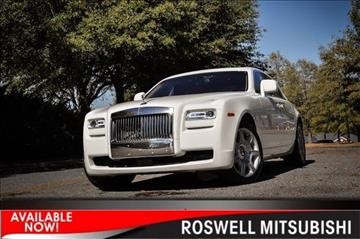 2011 Rolls-Royce Ghost for sale in Roswell, GA