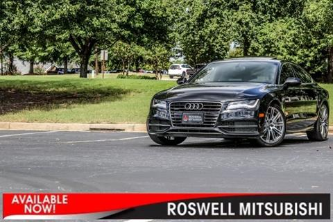 2013 Audi A7 for sale in Roswell, GA