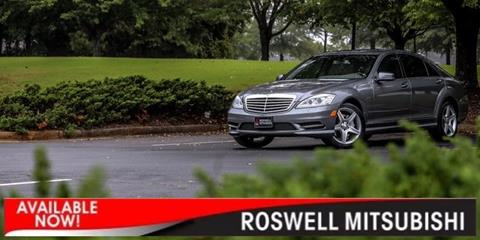2010 Mercedes-Benz S-Class for sale in Roswell, GA