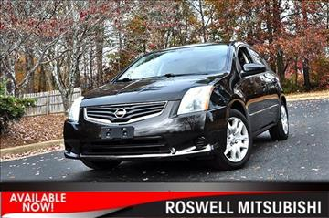 2012 Nissan Sentra for sale in Roswell, GA