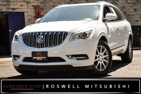 2017 Buick Enclave for sale in Roswell, GA