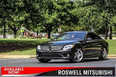 2009 Mercedes-Benz CL-Class for sale in Roswell, GA