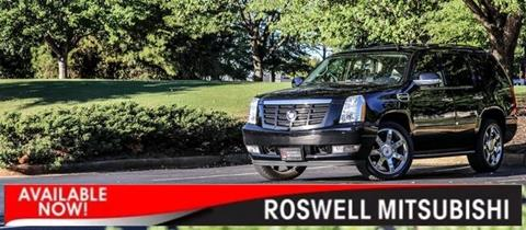 2009 Cadillac Escalade Hybrid for sale in Roswell, GA