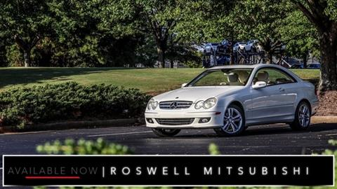 2008 Mercedes-Benz CLK for sale in Roswell, GA