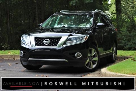 Nissan Pathfinder Hybrid For Sale In Maine Carsforsale