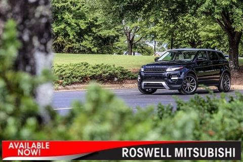 2012 Land Rover Range Rover Evoque for sale in Roswell, GA