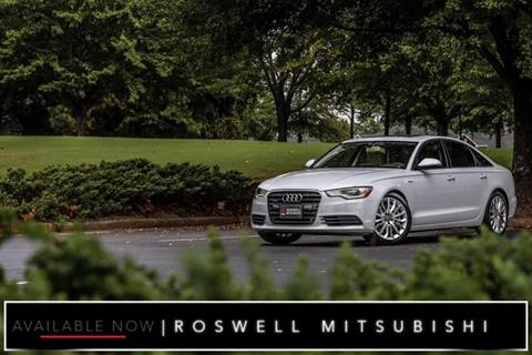 2012 Audi A6 for sale in Roswell, GA