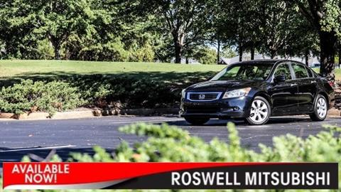 2008 Honda Accord for sale in Roswell, GA