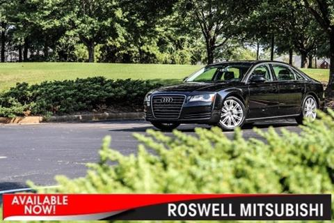 2014 Audi A8 L for sale in Roswell, GA