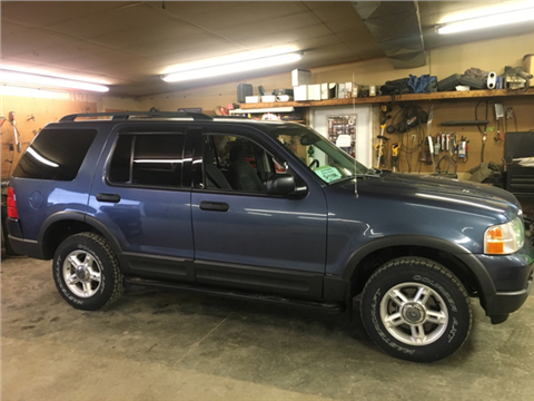 2003 Ford Explorer for sale in Wagner SD