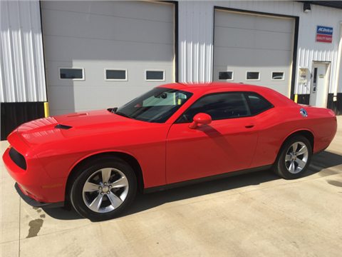 2016 Dodge Challenger for sale in Wagner, SD