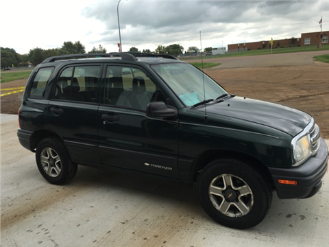 2002 Chevrolet Tracker for sale in Wagner, SD