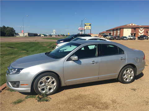2011 Ford Fusion for sale in Wagner, SD