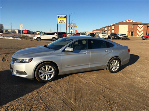 2016 Chevrolet Impala for sale in Wagner, SD