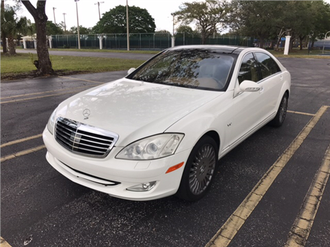 2007 Mercedes-Benz S-Class for sale in Plantation, FL