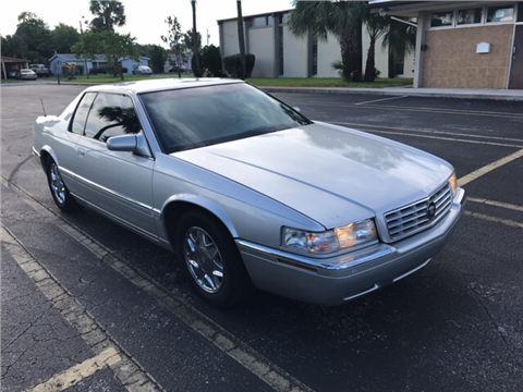 2001 Cadillac Eldorado for sale in Plantation, FL