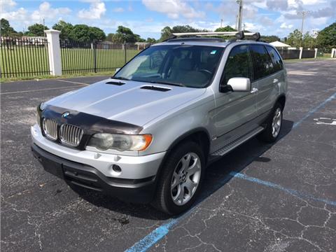 2001 BMW X5 for sale in Plantation, FL