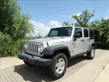2010 Jeep Wrangler Unlimited for sale in Arlington, TX