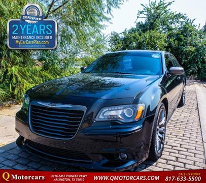 2013 Chrysler 300 for sale in Arlington, TX