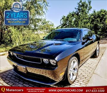 2011 Dodge Challenger for sale in Arlington, TX