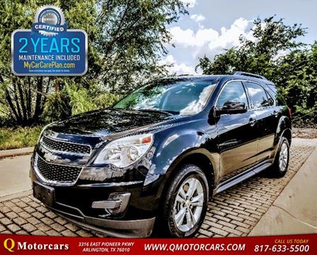 2010 Chevrolet Equinox for sale in Arlington, TX