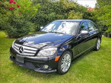 2009 Mercedes-Benz C-Class for sale in Arlington, TX
