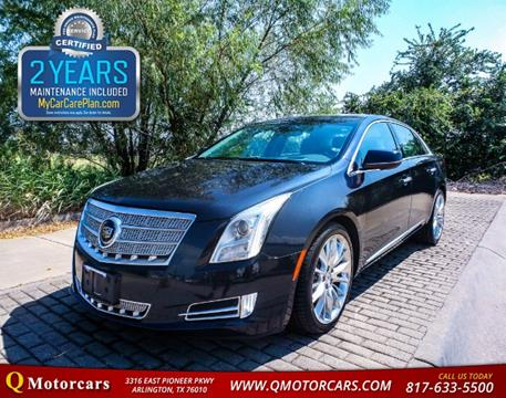 2013 Cadillac XTS for sale in Arlington, TX