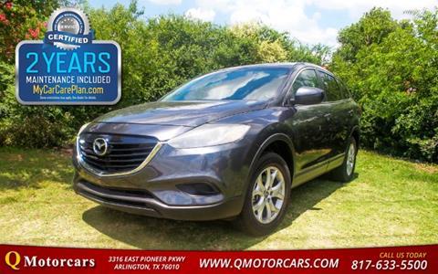 2013 Mazda CX-9 for sale in Arlington, TX