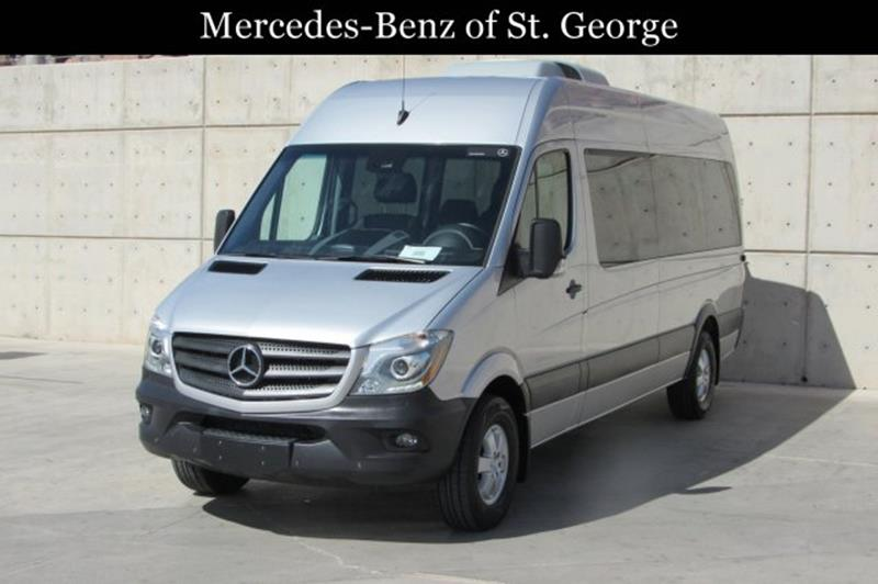 Mercedes benz sprinter for sale in utah for Mercedes benz of st george