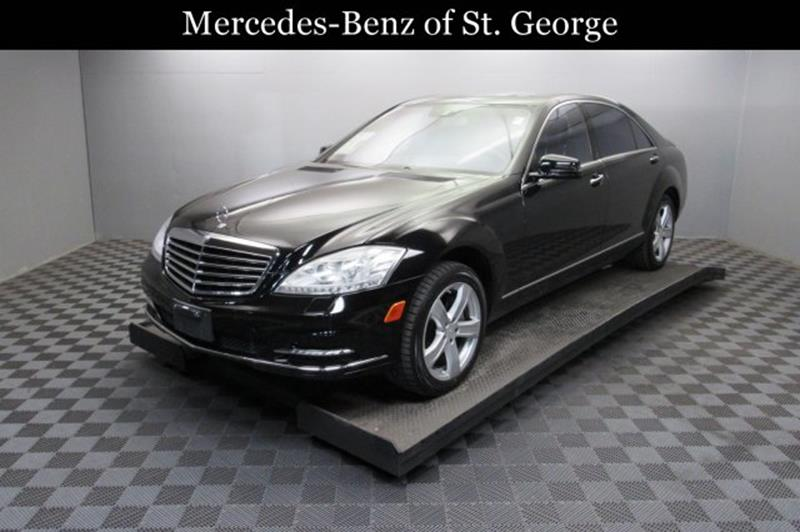 used mercedes benz s class for sale in utah
