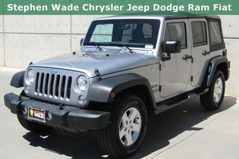 2017 Jeep Wrangler Unlimited for sale in Saint George, UT