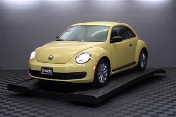 2015 Volkswagen Beetle for sale in Saint George, UT
