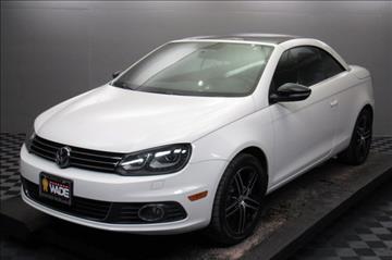 2013 Volkswagen Eos for sale in Saint George, UT