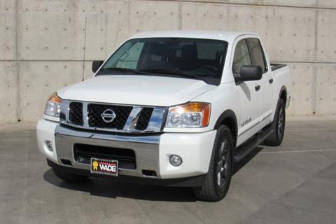 2015 Nissan Titan for sale in Saint George, UT