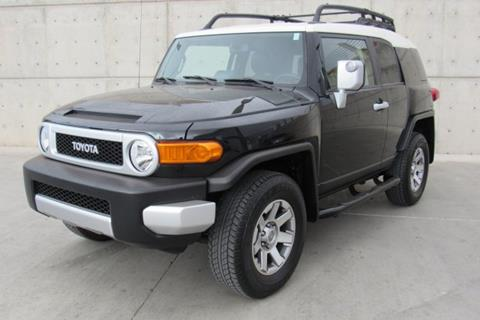 Stephen Wade Toyota >> Toyota FJ Cruiser For Sale in Utah - Carsforsale.com