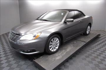 2013 Chrysler 200 Convertible for sale in Saint George, UT