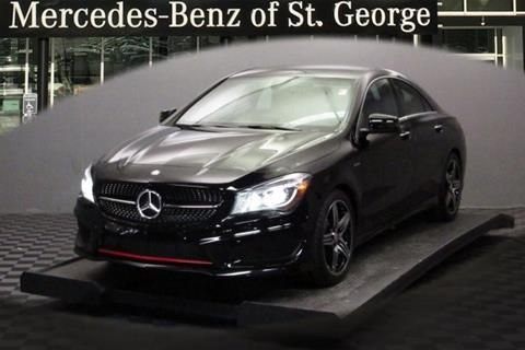 2015 Mercedes-Benz CLA for sale in Saint George, UT