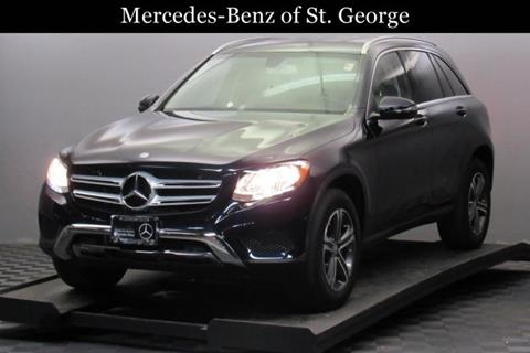 2016 Mercedes-Benz GLC for sale in Saint George, UT