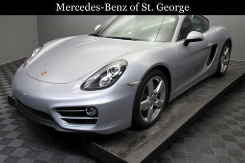 2014 Porsche Cayman for sale in Saint George, UT