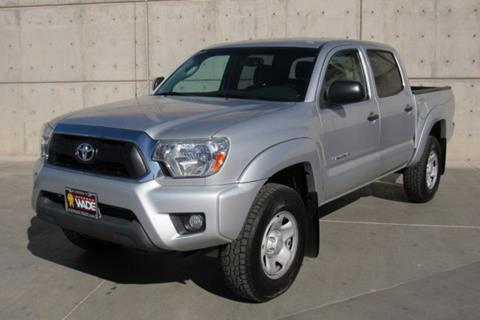 toyota tacoma for sale in saint george ut. Black Bedroom Furniture Sets. Home Design Ideas