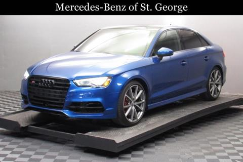 2016 Audi S3 for sale in Saint George, UT