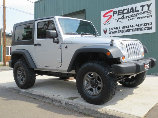2008 Jeep Wrangler for sale in Bend OR