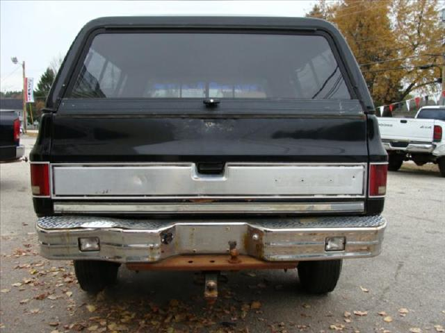 1987 GMC C/K 2500 Series