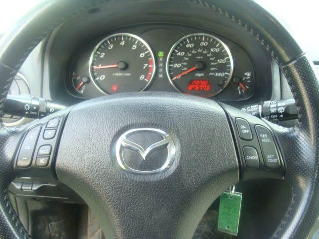 2005 Mazda MAZDA6 i Sport 4dr Hatchback - Derry NH