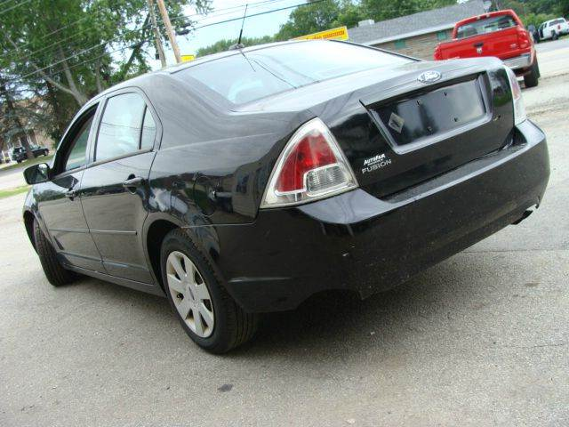 2008 Ford Fusion I4 S 4dr Sedan - Derry NH