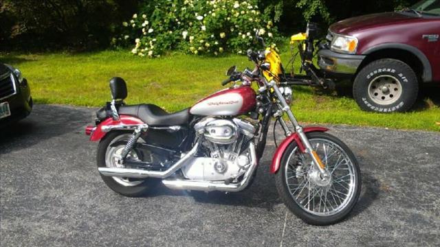 2004 Harley-Davidson XL 883