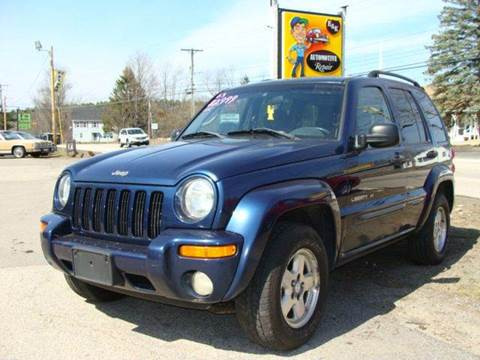2003 Jeep Liberty for sale in Derry, NH